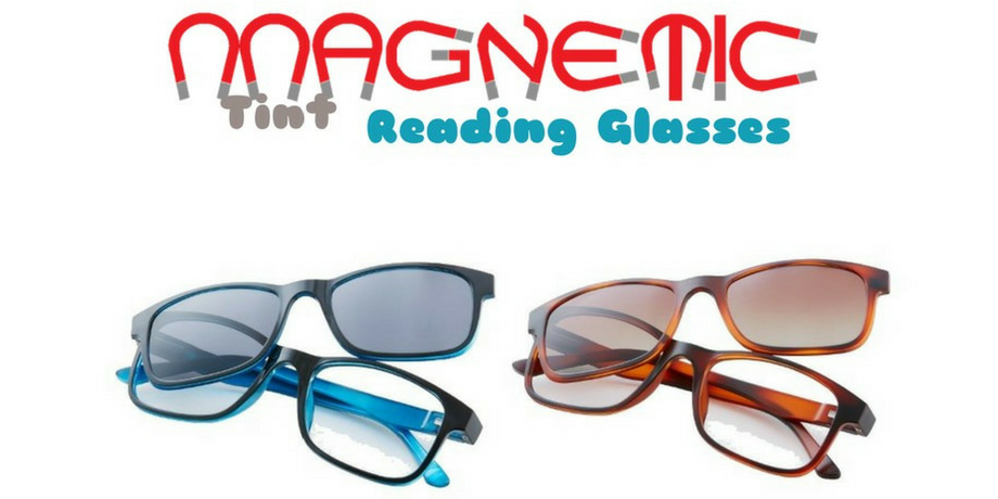 Magnetic Tints Glasses