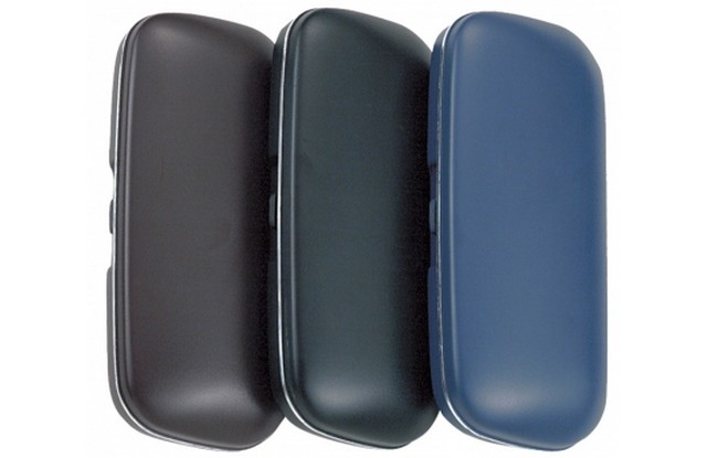 Reading glasses can be supplied with hardshell glasses cases