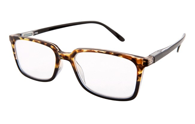 FA3 tortoiseshell and black acetate frame