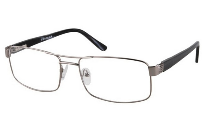 FRJ light gunmetal metallic glasses